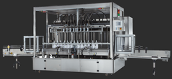 Mass Flow Meters Oil Filling Machine