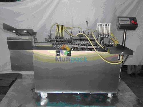 Automatic Ampoule Filling Sealing Machine