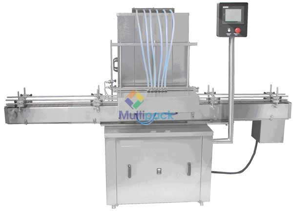 Automatic Accufill Liquid Bottle Filling Machine